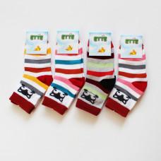 Носки детские для девочки Корея К1058