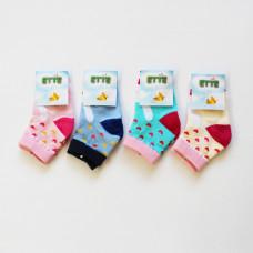 Носки детские для девочки Корея К1063