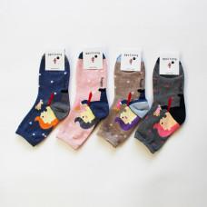 Носки женские Корея К3042-1