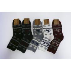 Носки женские Корея К3141-2 Зима (шерсть)