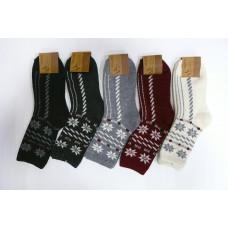 Носки женские Корея К3141 Зима (шерсть)